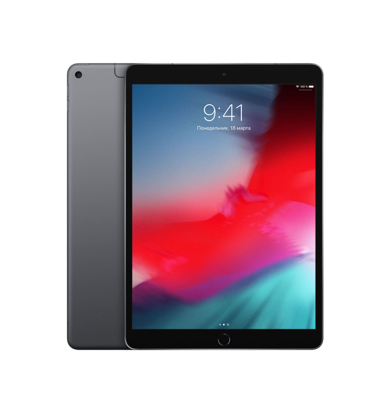 iPad Air Wi-Fi+Cellular 64Gb Space Gray (Серый космос)