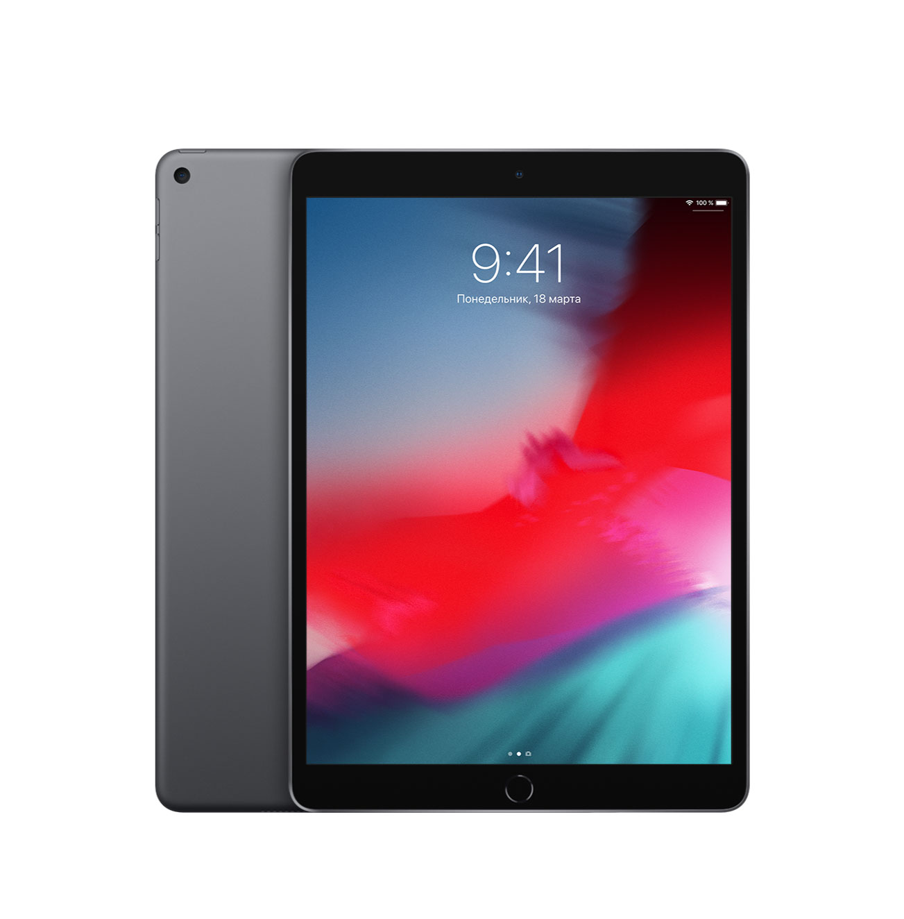 iPad Air Wi-Fi 64Gb Space Gray (Серый космос)