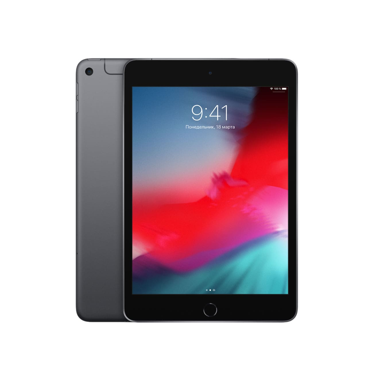 iPad mini Wi-Fi+Cellular 64Gb Space Gray (Серый космос)