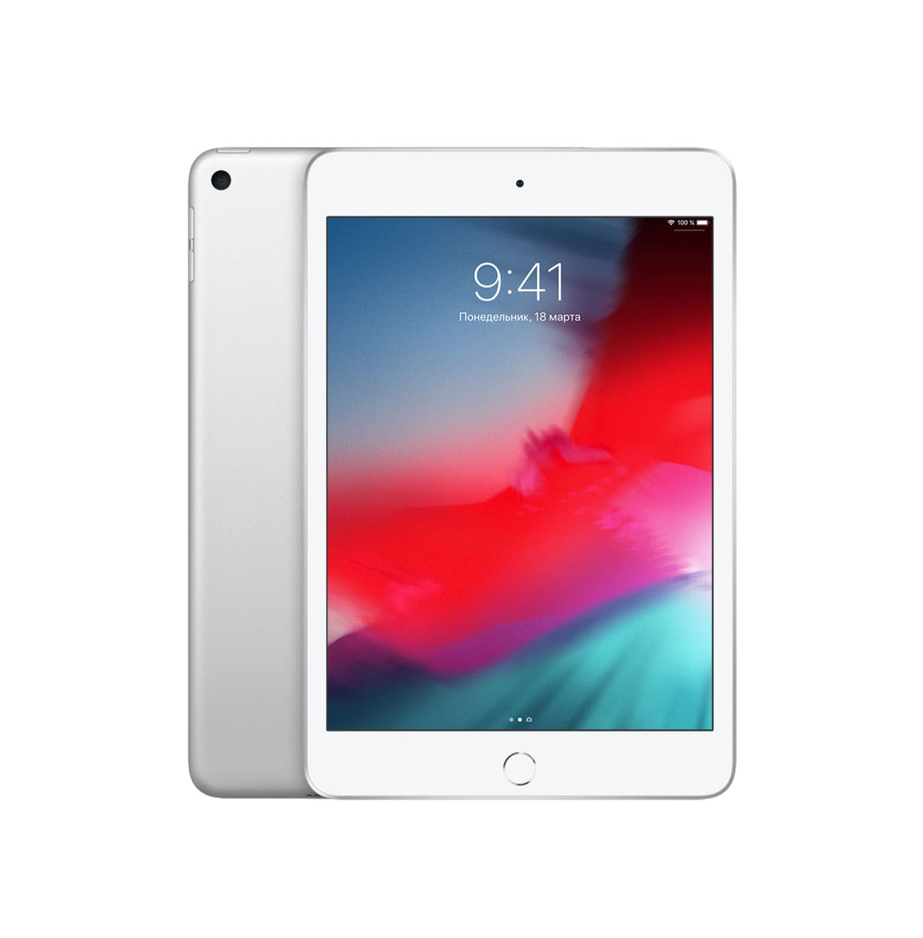 iPad mini Wi-Fi 64Gb Silver (Серебристый)