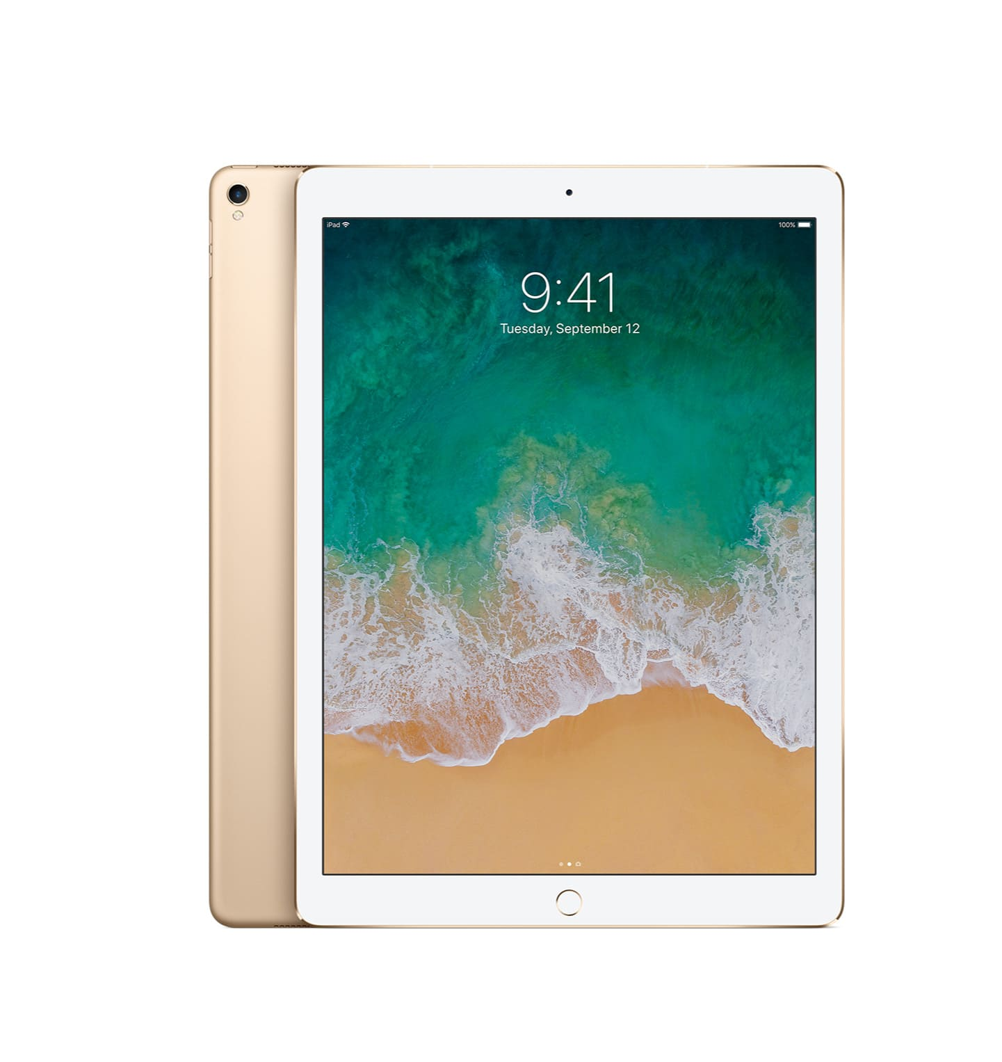 iPad Pro 12.9 Wi-Fi+Cellular 256Gb Gold (Золотой)