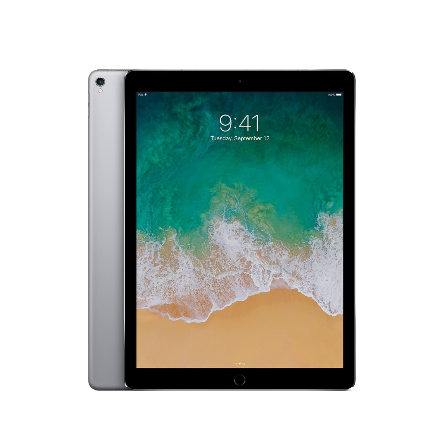 iPad Pro 12.9 Wi-Fi+Cellular 256Gb Space Gray (Серый космос)