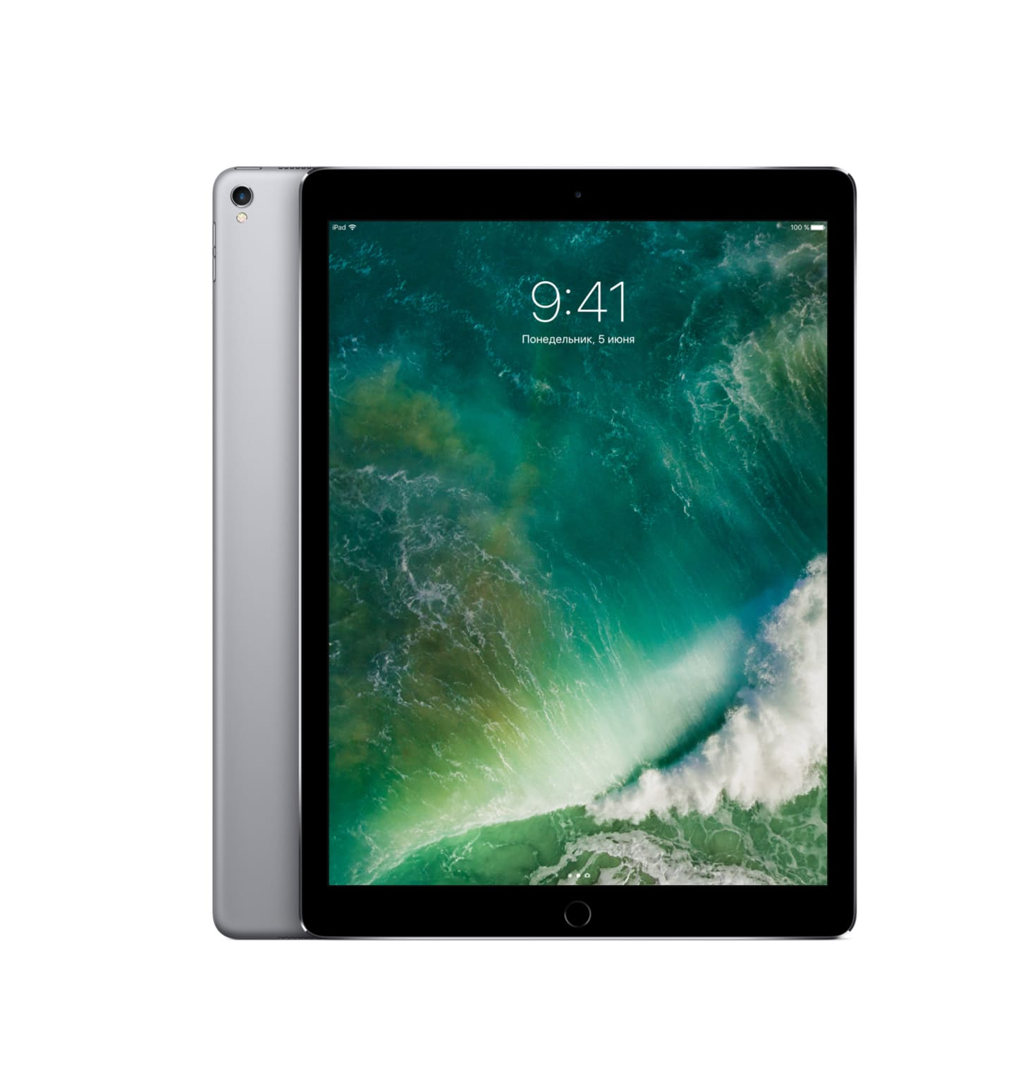 iPad Pro 12.9 Wi-Fi 256Gb Space Gray (Серый космос)