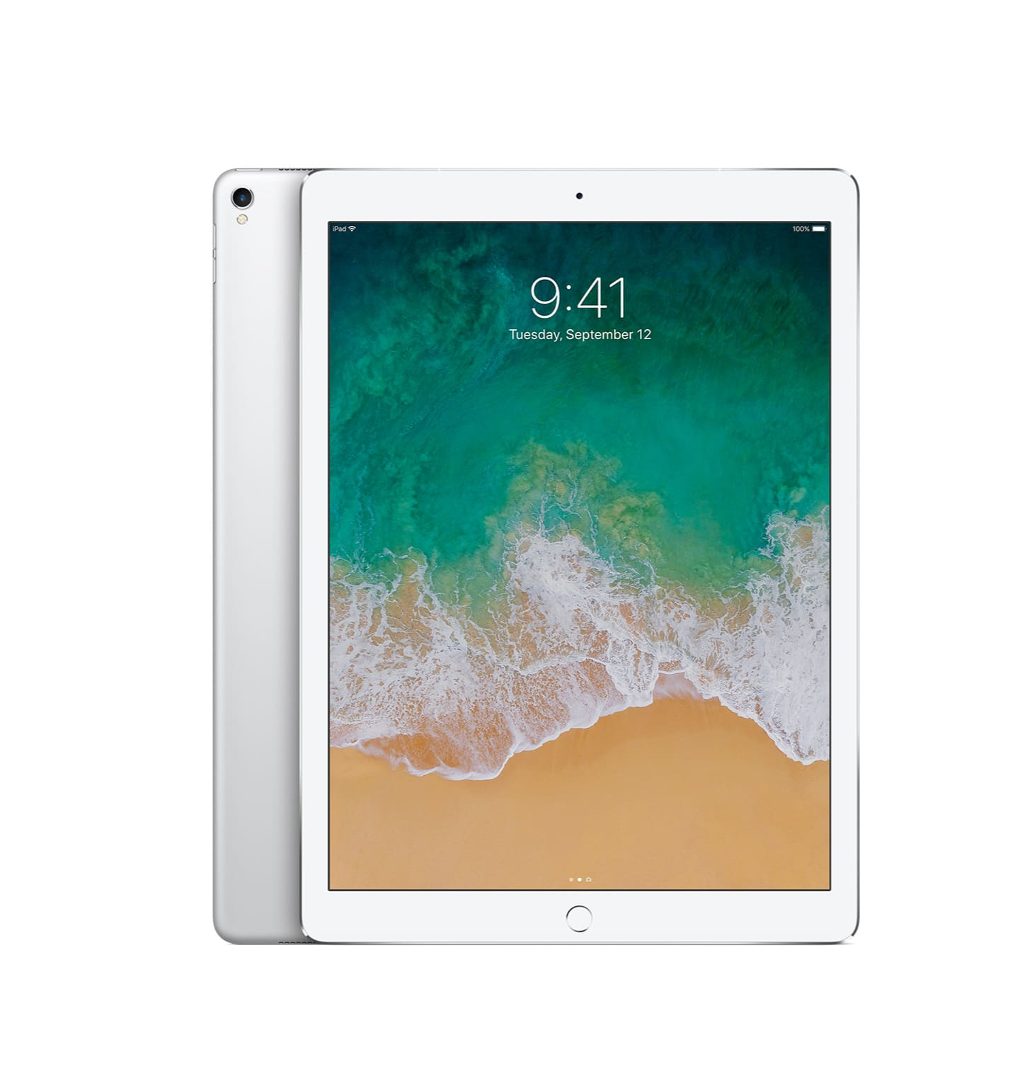 iPad Pro 12.9 Wi-Fi+Cellular 64Gb Silver (Серебристый)