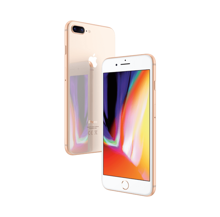 iPhone 8 Plus 256Gb Gold (Золотой)