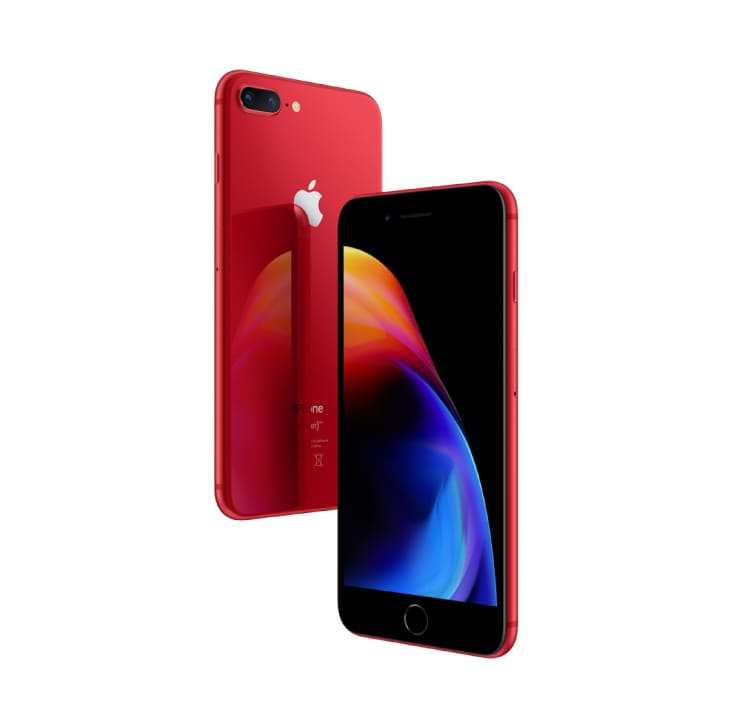 iPhone 8 Plus 64Gb Red (Красный)