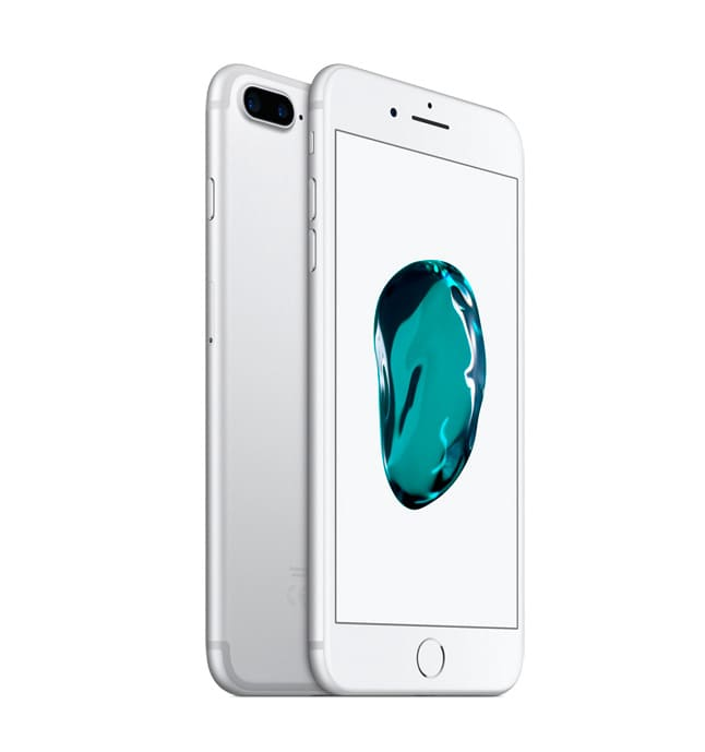 iPhone 7 Plus 128Gb Silver (Серебристый)