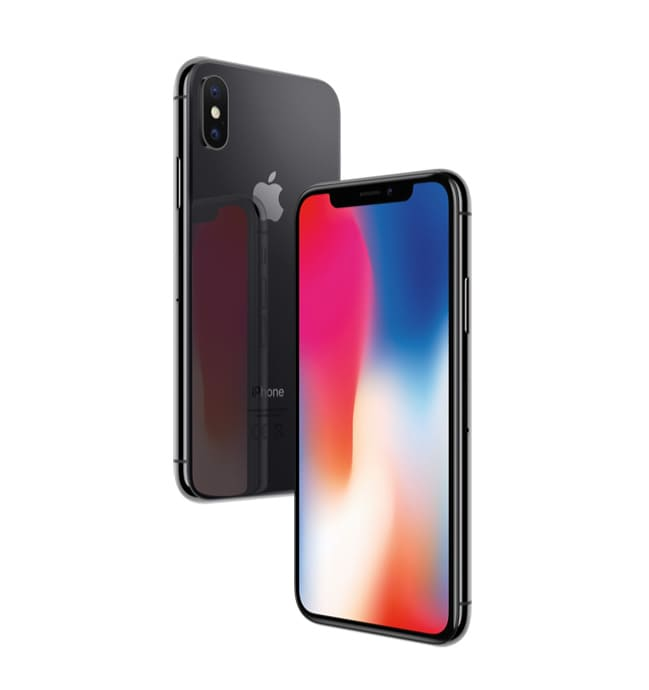 iPhone X 256Gb Space Gray (Серый космос)
