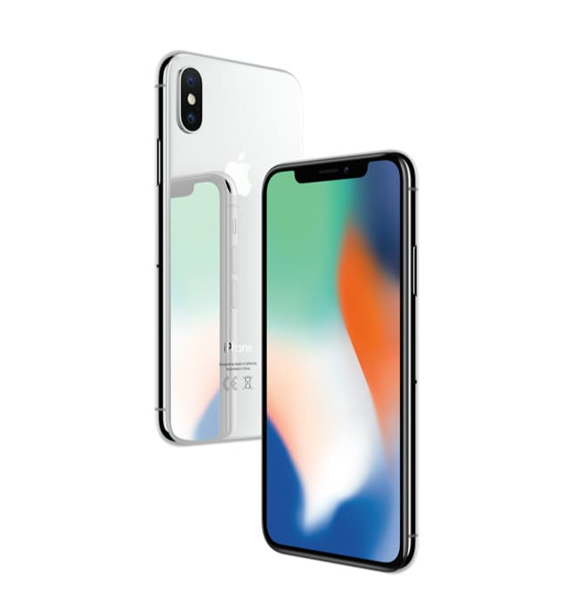 iPhone X 256Gb Silver (Серебристый)