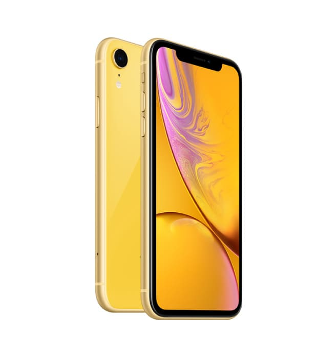 iPhone XR 128Gb Yellow (Желтый)