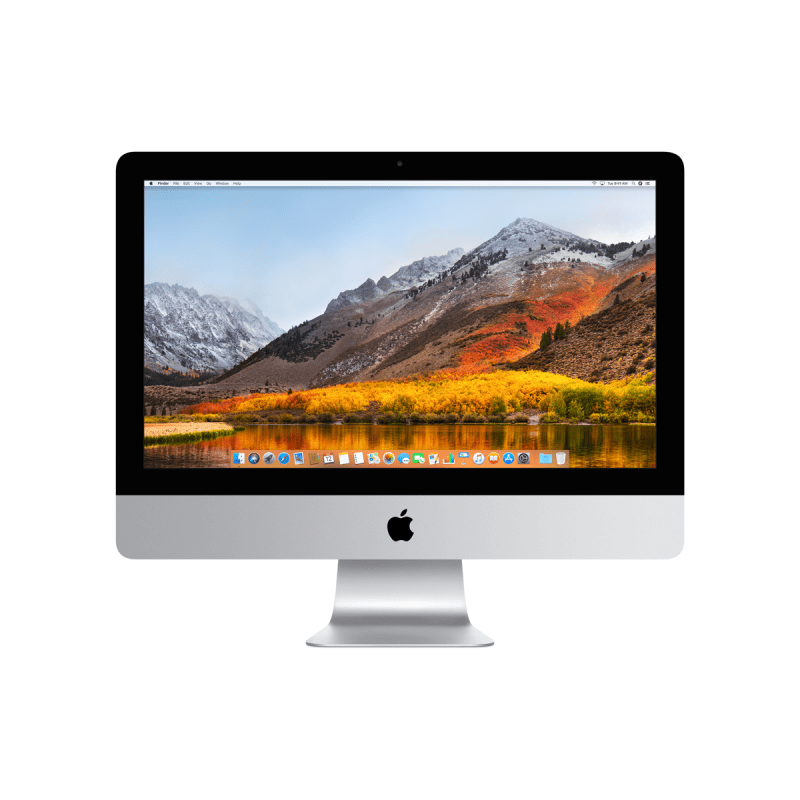 iMac 21.5 / MMQA2RU/A / i5 2.3GHz / 8GB / 1TB / Intel Iris Plus Graphics 640 / RUS