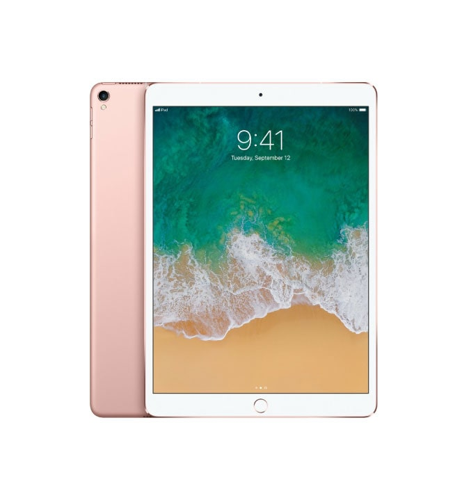 iPad Pro 10.5 Wi-Fi+Cellular 512Gb Rose Gold (Розовое золото)