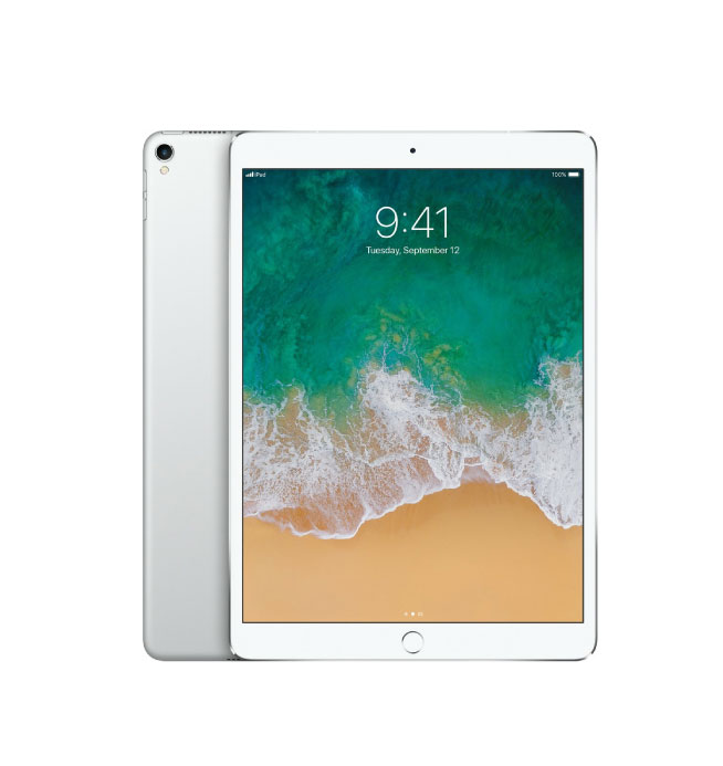 iPad Pro 10.5 Wi-Fi+Cellular 256Gb Silver (Серебристый)