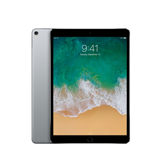 iPad Pro 10.5 Wi-Fi 256Gb Space Gray (Серый космос)
