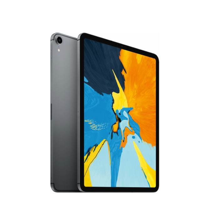 iPad Pro 11 Wi-Fi+Cellular 256Gb Space Gray (Серый космос)