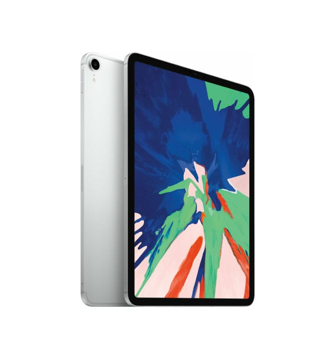 iPad Pro 11 Wi-Fi+Cellular 256Gb Silver (Серебристый)