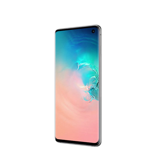 Смартфон Samsung Galaxy S10 128Gb Перламутр РСТ