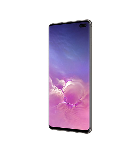 Смартфон Samsung Galaxy S10+ 128Gb Оникс РСТ
