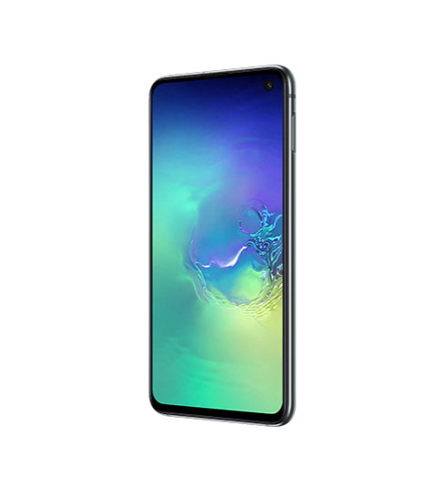 Смартфон Samsung Galaxy S10e 128Gb Аквамарин РСТ
