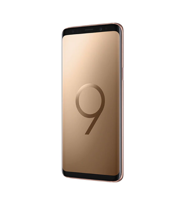 Смартфон Samsung Galaxy S9 64Gb Ослепительная платина РСТ