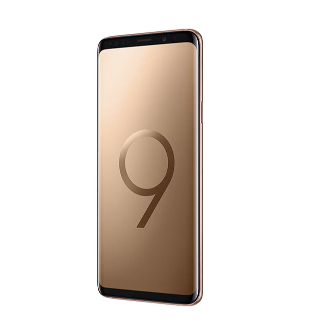 Смартфон Samsung Galaxy S9+ 64Gb Ослепительная платина РСТ